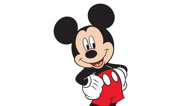 Mickey Mouse - Personnage Disney