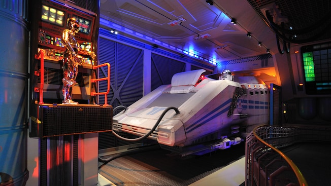 Star Wars Disneyland Star Tours Disneyland® Park